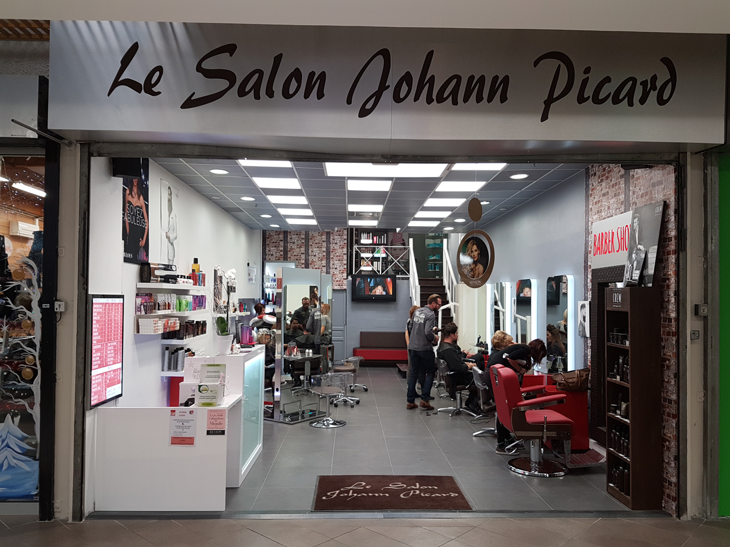 johann picard coiffeur gardanne salon de coiffure simiane. Black Bedroom Furniture Sets. Home Design Ideas