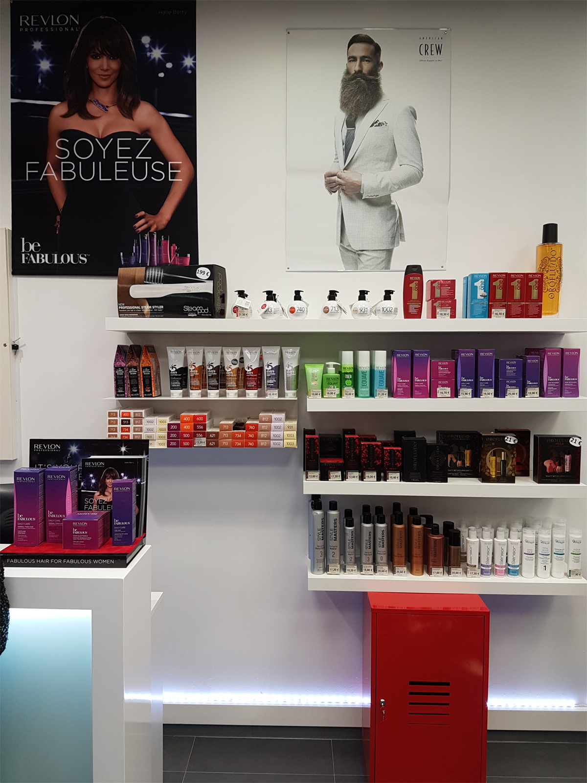 Johann picard coiffeur gardanne salon de coiffure simiane for Salon esthetique marseille